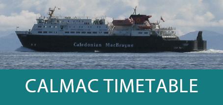 Calmac Ferry Timetable