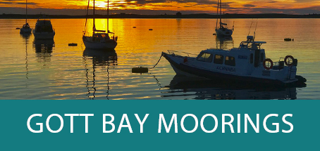 Gott Bay Moorings